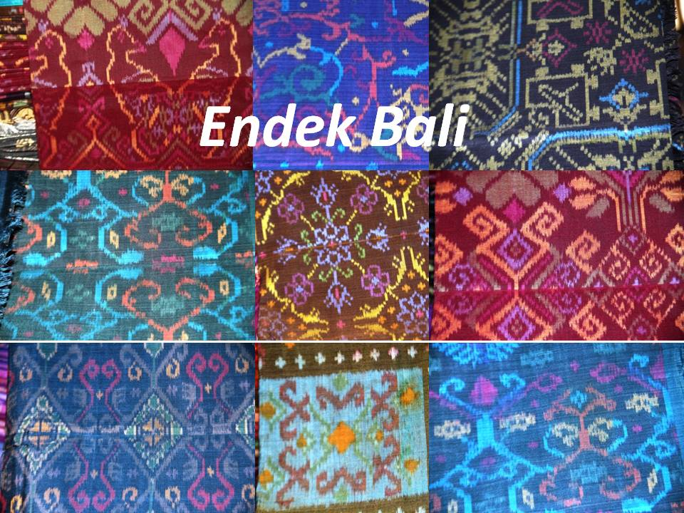 Endek Bali