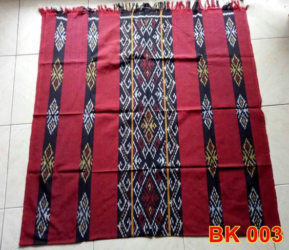 Tenun Blanket Etnik BK 003