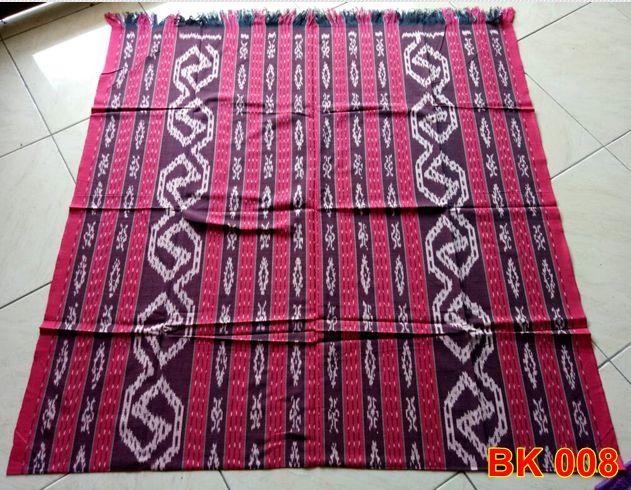 Tenun Blanket Toraja BK 008