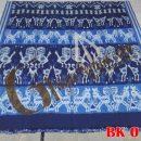 Kain Tenun Blanket Fauna BK 016
