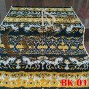 kain tenun blanket fauna BK 018